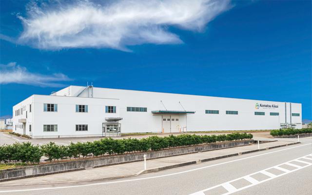 小松南工場